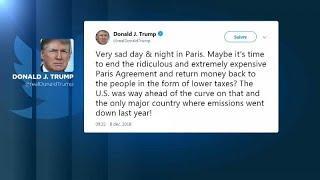 Трамп советует французам