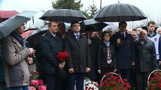 В Пензе почтили память погибших в радиационных катастрофах