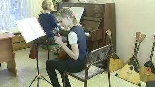Сокольская школа искусств проводит конкурс «Озорные наигрыши»