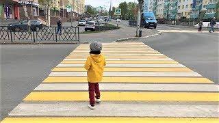 В Югре почти 75% пешеходных переходов соответствуют национальным стандартам