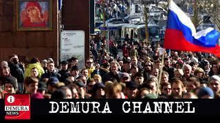«Пенсии украли»: Москва вышла на митинг против Путина