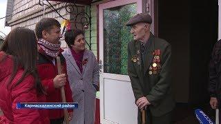 Редакция ГТРК «Башкортостан» организует традиционные субботники для ветеранов