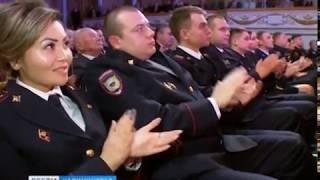 10 ноября, во всей России отмечают день работников внутренних дел
