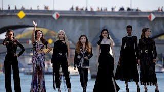 Париж: разнообразие моды
