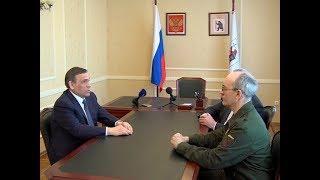 Евстифеев поздравил доверенных лиц Путина в Марий Эл с победой их кандидата
