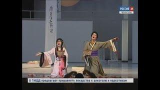 Международный оперный фестиваль открылся премьерой спектакля «Мадам Баттерфляй»