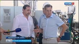 В астраханской особой экономической зоне «Лотос» откроется несколько новых заводов