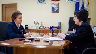 Губернатор Югры встретилась с временно исполняющей полномочия главы Радужного