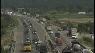 Из-за жары на федеральных трассах действуют ограничения для большегрузов