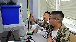 В красноярской гимназии учатся дети из Китая