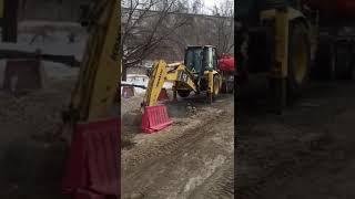 Авария в Елшанке
