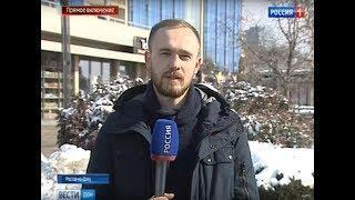 Донской губернатор показал министру ЖКХ России ростовскую набережную
