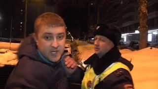 МП Алкотестер показал 0000 у водителя Форда на ул  Пугачева #5
