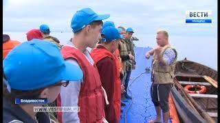 Андрей Тарасенко посетил «Океанскую эскадру»