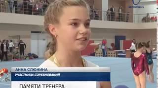В Белгороде стартовал турнир по спортивной гимнастике