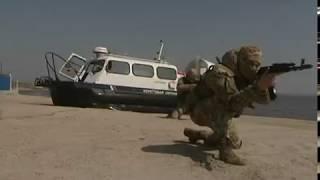 """""""Северный ветер"""" поступил на вооружение донским пограничникам ФСБ"""