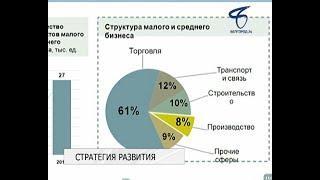 Мэр Белгорода Константин Полежаев назвал основные экономические показатели по итогам 2017 года