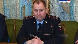 Ремонт второй части моста через Волгу в Костроме начнётся 1 апреля
