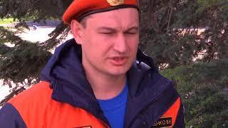 В Крымских горах заблудились мама с ребенком