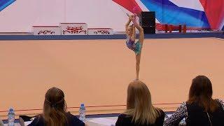«Золотая осень» в Пензе собрала 300 гимнасток из разных городов Поволжья и Тамбова