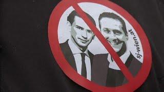 Протесты в Австрии: оппозиция против роста ксенофобии