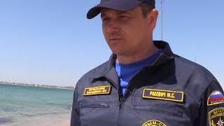 Крымские водолазы обследуют морские акватории