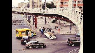20.07.2018, ДТП на перекрестке пр.Славы и ул.Будапештской