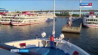 На Ладожском и Онежском озерах появятся заправки для теплоходов