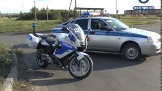 Пензенские полицейские выявили 90 нарушений правил мотоциклистами
