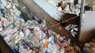 63 кг пластика, который собрали во время эко квеста в Кисловодске, отправили на переработку