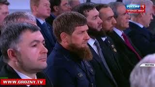 Владимир Путин заявил о наличии у России гиперзвукового оружия
