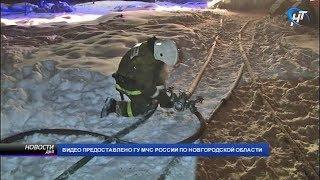 Следственный комитет проводит проверку по факту гибели одинадцатилеттнего ребенка на пожаре
