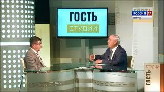 Гость студии Валерий Сергеев