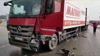 Авария на Уральской, 20 марта, Краснодар