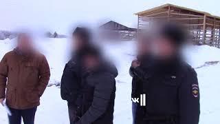 МП Убийство 17 летней девушки в Котельничском районе #4