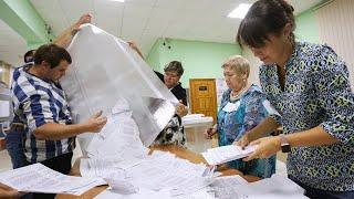 В ожидании пересчета. Как развивается скандал на выборах в Приморье