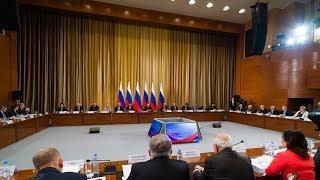 Предложение губернатора Югры поддержали участники Совета при президенте РФ