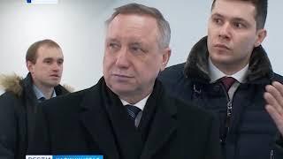 Алиханов поздравил нового губернатора Санкт-Петербурга с назначением