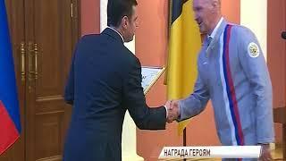 Дмитрий Миронов встретился с ярославскими фристайлистами и наградил их за участие в Олимпиаде