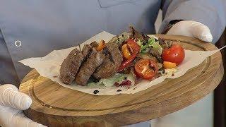 Мастер-класс от югорского шеф-повара: рецепт весеннего салата
