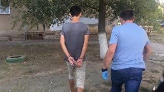 В Волжском задержан закладчик наркотиков