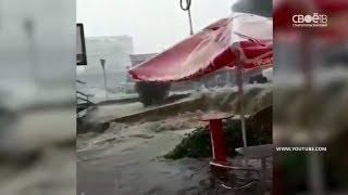 Предварительная сумма ущерба в Кисловодске после удара стихии составила почти 10 миллионов рублей