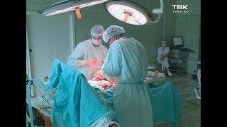 В краевой больнице женщине пересадили мужское сердце