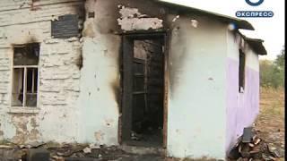 В Пензенской области сгорел фельдшерско-акушерский пункт