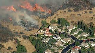 Калифорния: растёт число жертв лесных пожаров