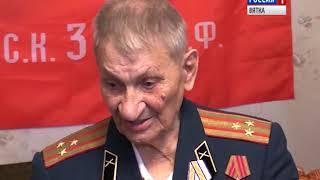 В Кирове участнику парада Победы 1945 года исполнилось 100 лет(ГТРК Вятка)