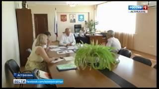 Глава администрации Астрахани провёл личный приём граждан в Кировском районе