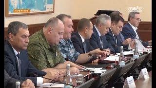 Больше 5 тысяч человек в Ставропольском крае будут обеспечивать безопасность в День знаний