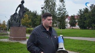 Лидера новгородского отделения «Другой России» задержали по подозрению в наркопреступлении