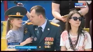 В 2018 году сотрудниками пожарной охраны спасено более 1000 жителей Астраханской области